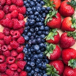 MIND Diet Berries